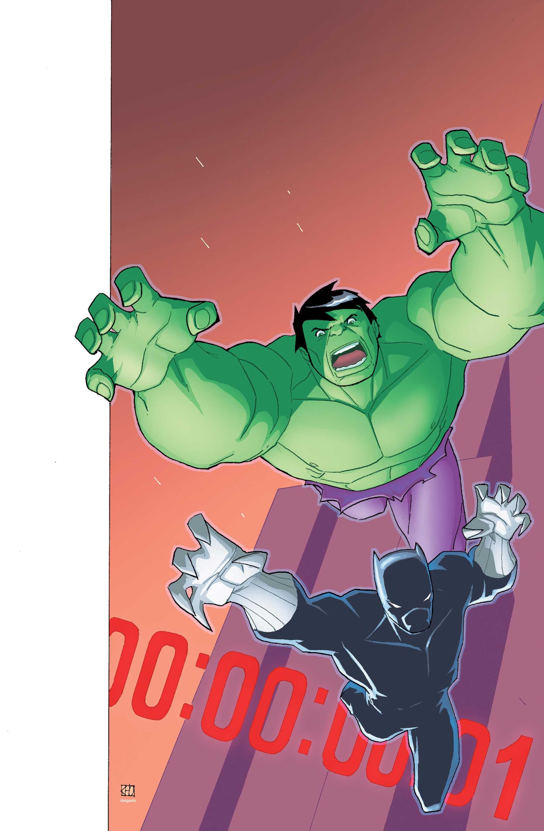 Marvel Universe Avengers: Earth's Mightiest Heroes (2012) #8