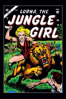 Lorna the Jungle Girl #7