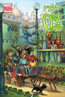 The Emerald City of Oz (2013) #1 (Shanower Variant)