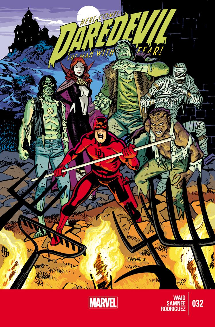Daredevil (2011) #32