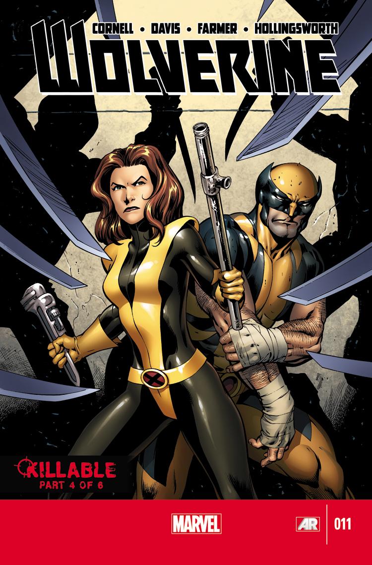 Wolverine (2013) #11