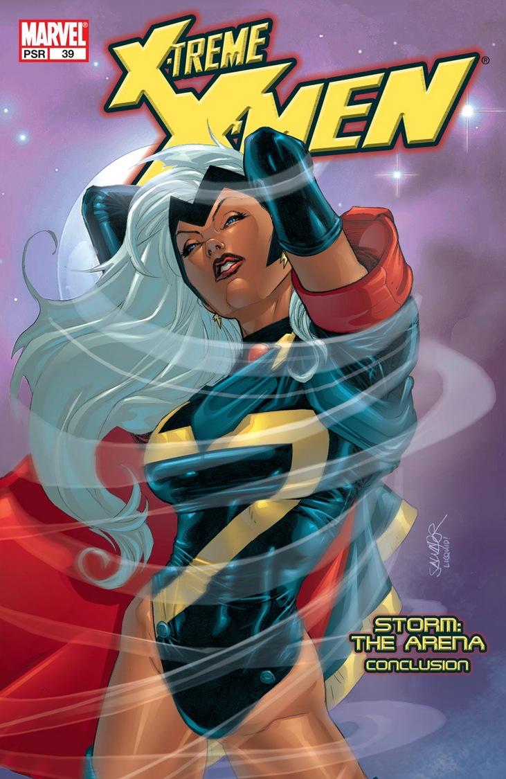 X-Treme X-Men (2001) #39