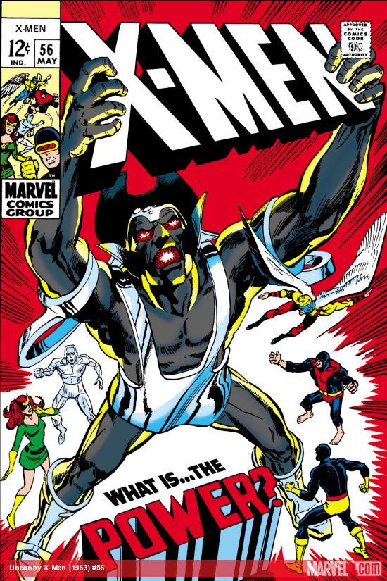 Uncanny X-Men (1963) #56