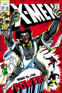 Uncanny X-Men #56