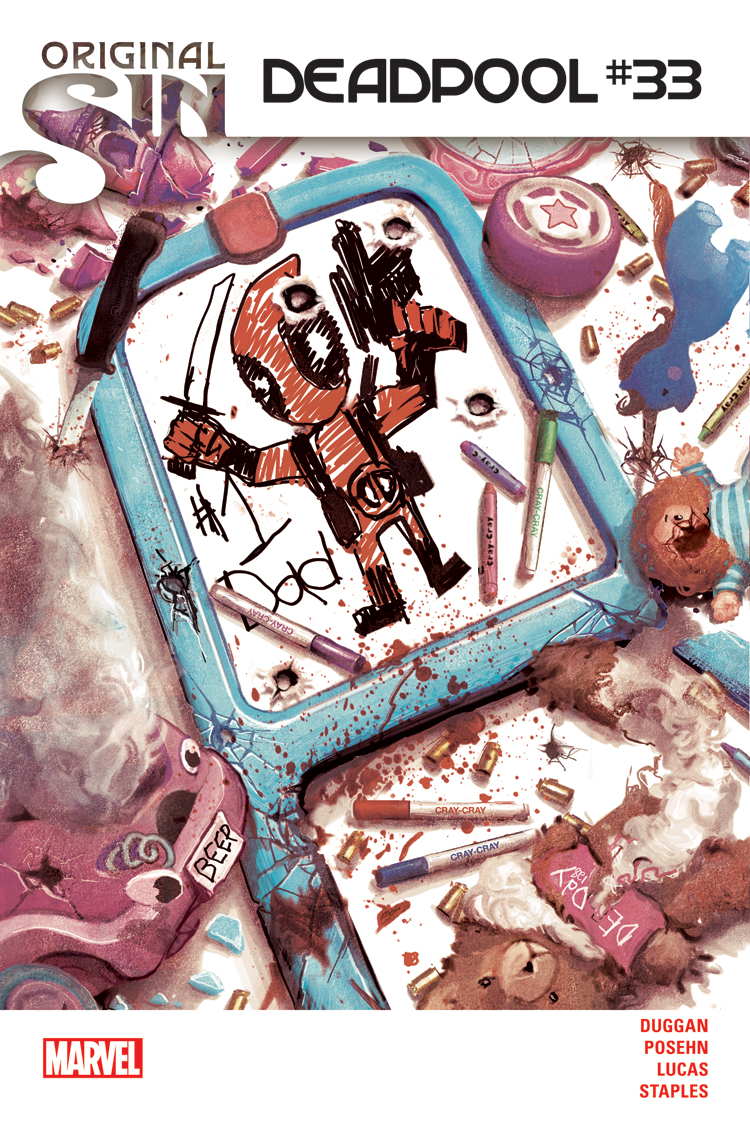Deadpool (2012) #33