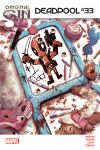 DEADPOOL 33 (SIN, WITH DIGITAL CODE)