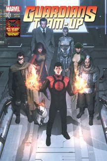 Guardians Team-Up (2015) #1 (Ladronn Inhuman 50th Anniversary Variant)