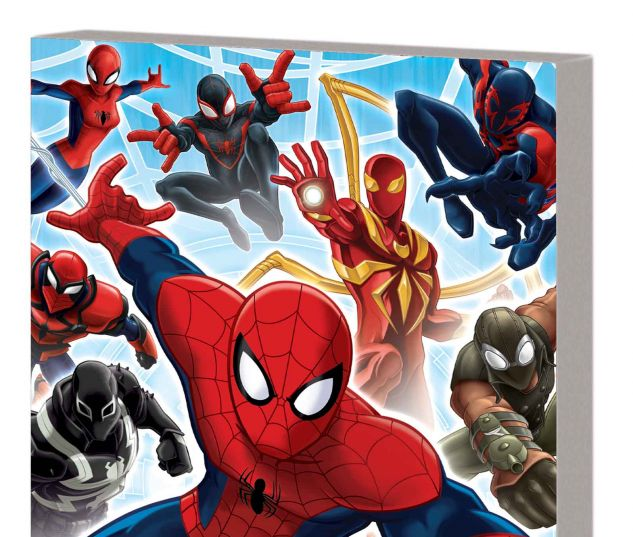 MARVEL UNIVERSE ULTIMATE SPIDER-MAN: WEB WARRIORS VOL. 1 DIGEST