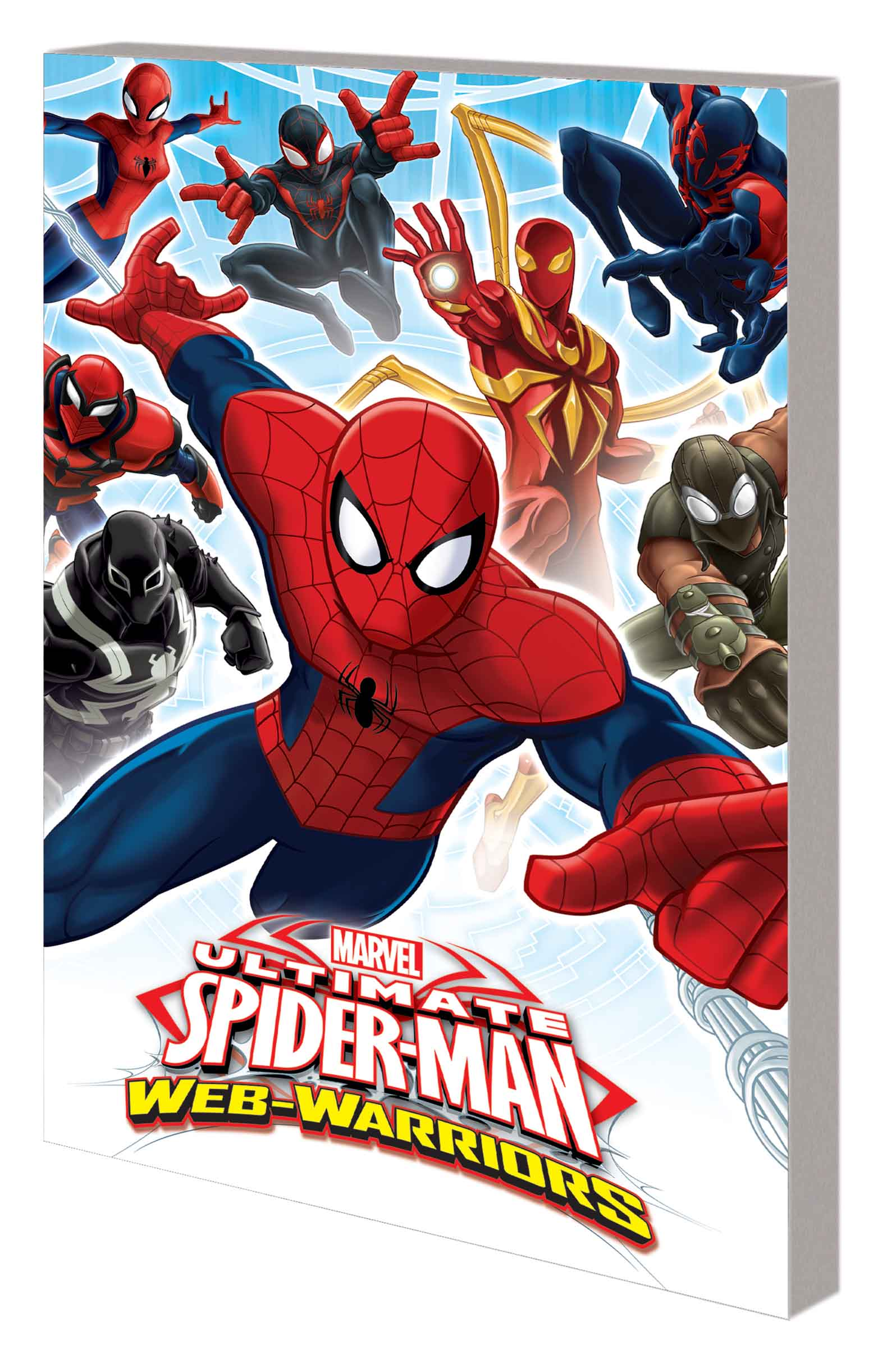 Preview: Ultimate Spider-Man: Web Warriors #9 - All-Comic.com