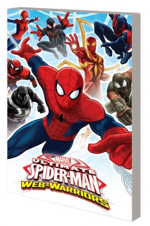 Marvel Universe Ultimate Spider-Man: Web Warriors (Digest)