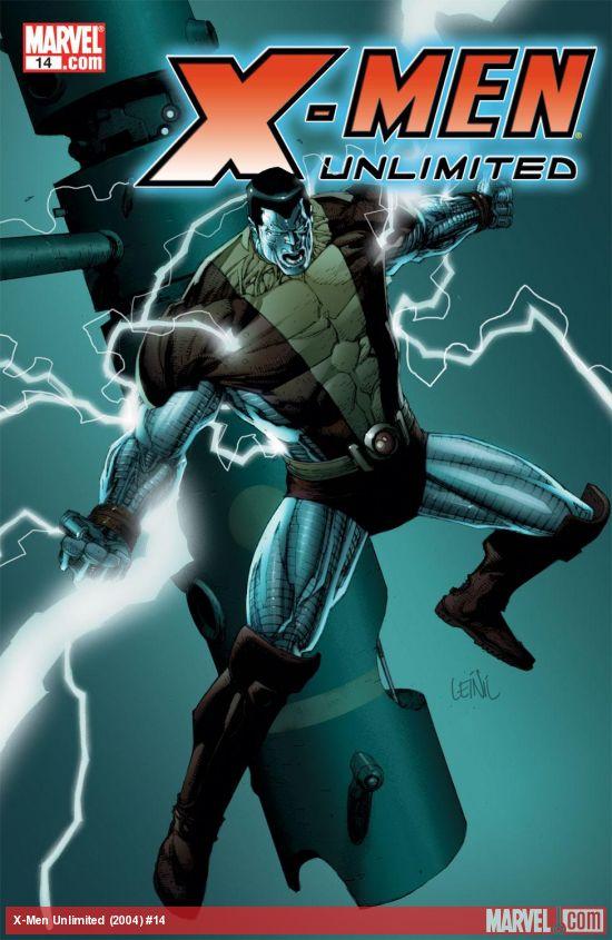 X-Men Unlimited (2004) #14