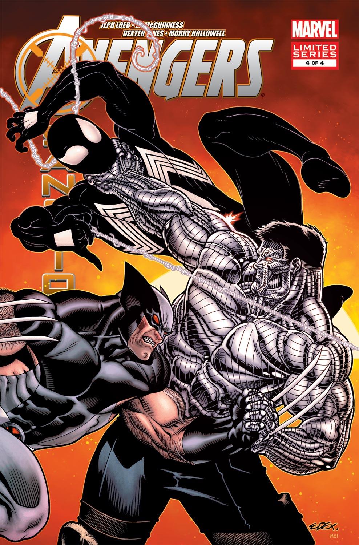 Avengers: X-Sanction (2011) #4