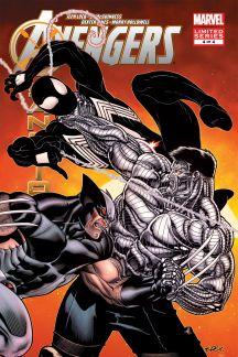 Avengers: X-Sanction #4