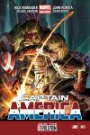 CAPTAIN AMERICA (2012) #3 Cover