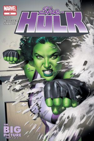 She-Hulk (2004) #5