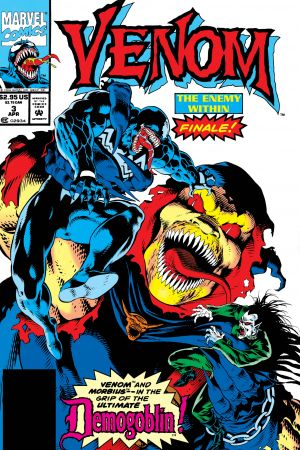 Venom: The Enemy Within (1994) #3