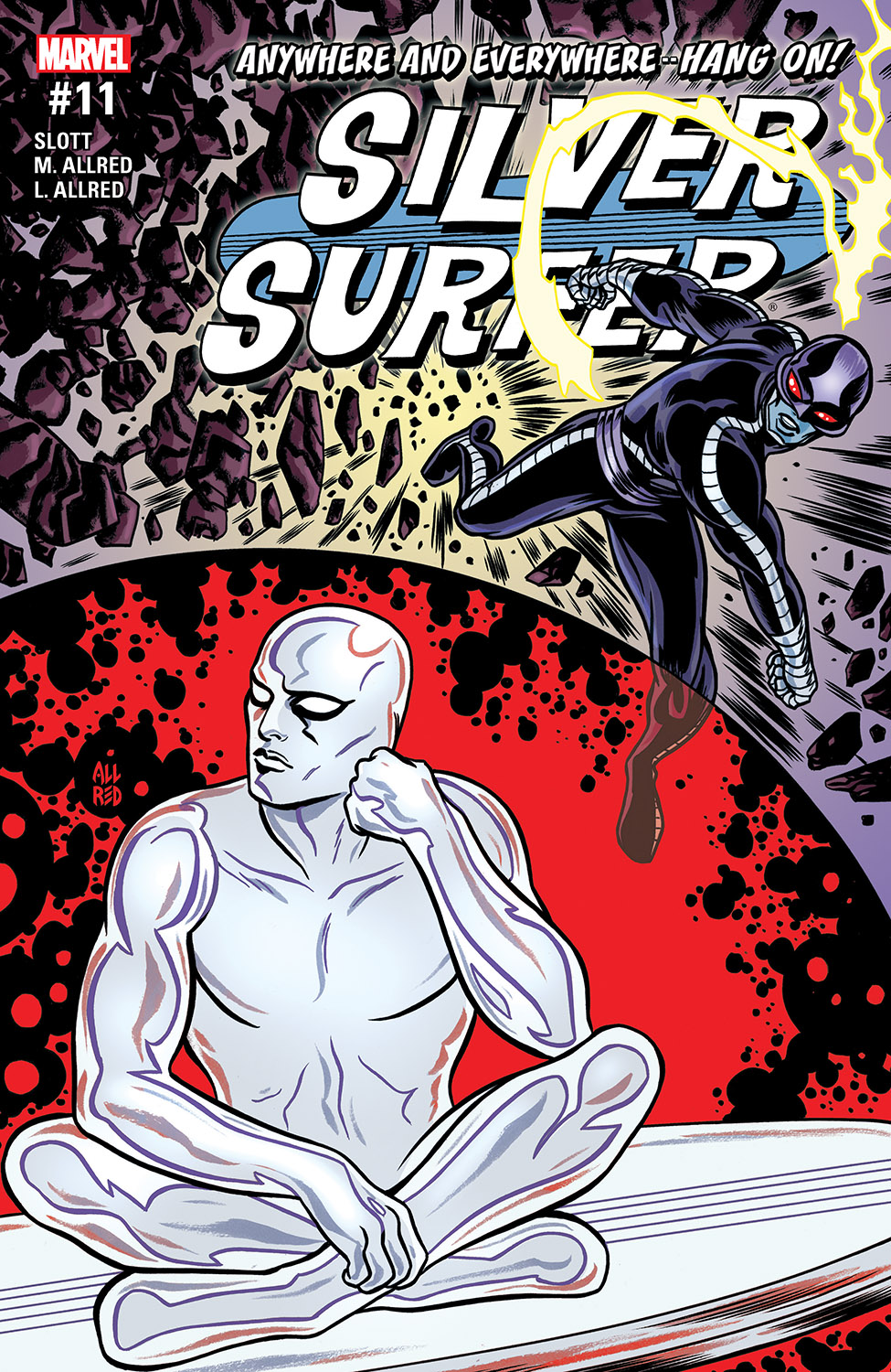 Silver Surfer (2016) #11