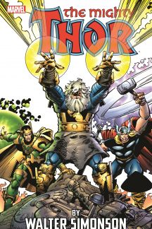 Thor by Walter Simonson Vol. 2 (Trade Paperback)