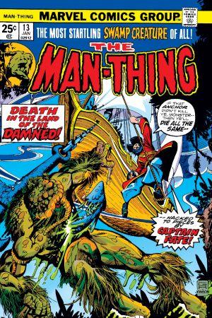 Man-Thing (1974) #13