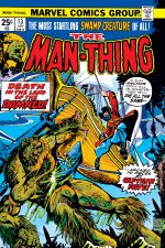Man-Thing (1974) #13 cover