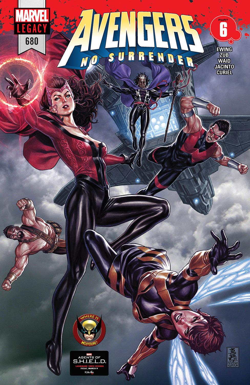 Avengers (2016) #680