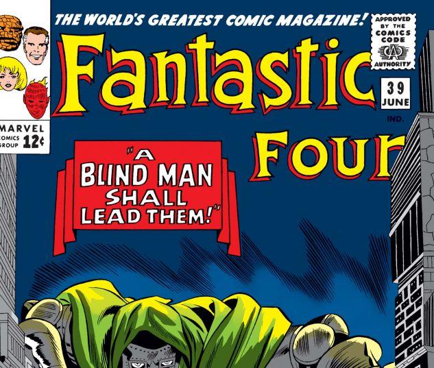 Fantastic Four (1961) #39