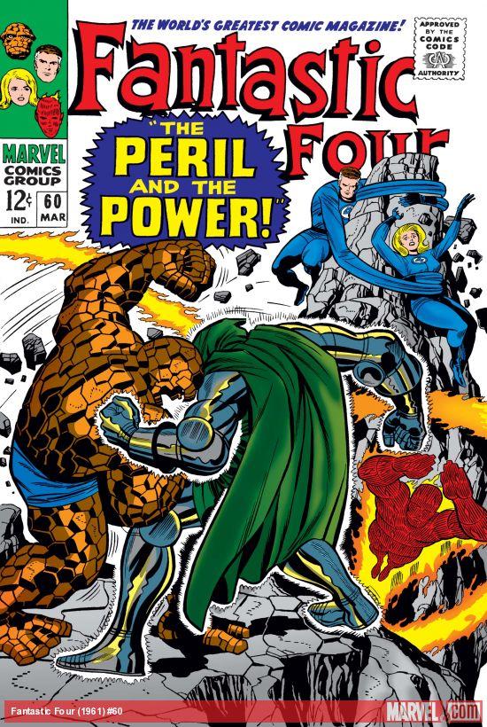 Fantastic Four (1961) #60