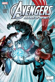 Avengers: Shards of Infinity #1
