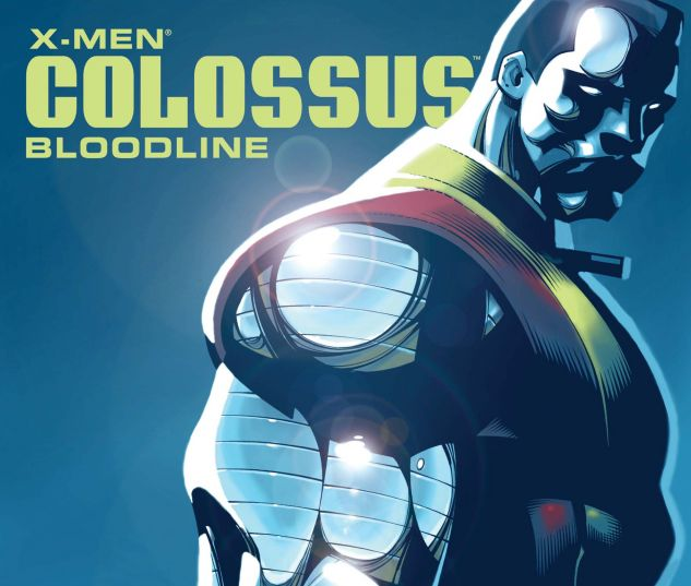 X-Men: Colossus Bloodline (2005) #4
