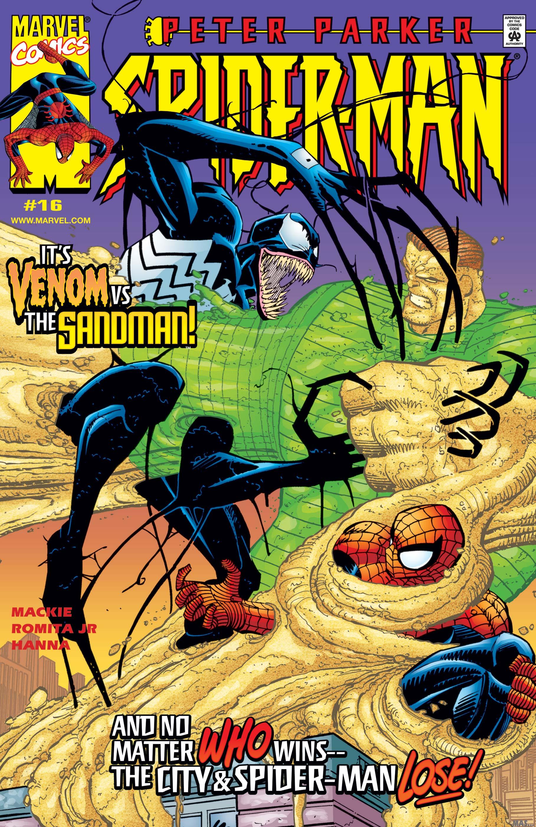 Peter Parker: Spider-Man (1999) #16
