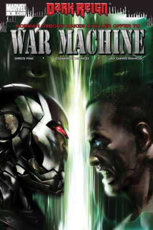 War Machine (2008) #5