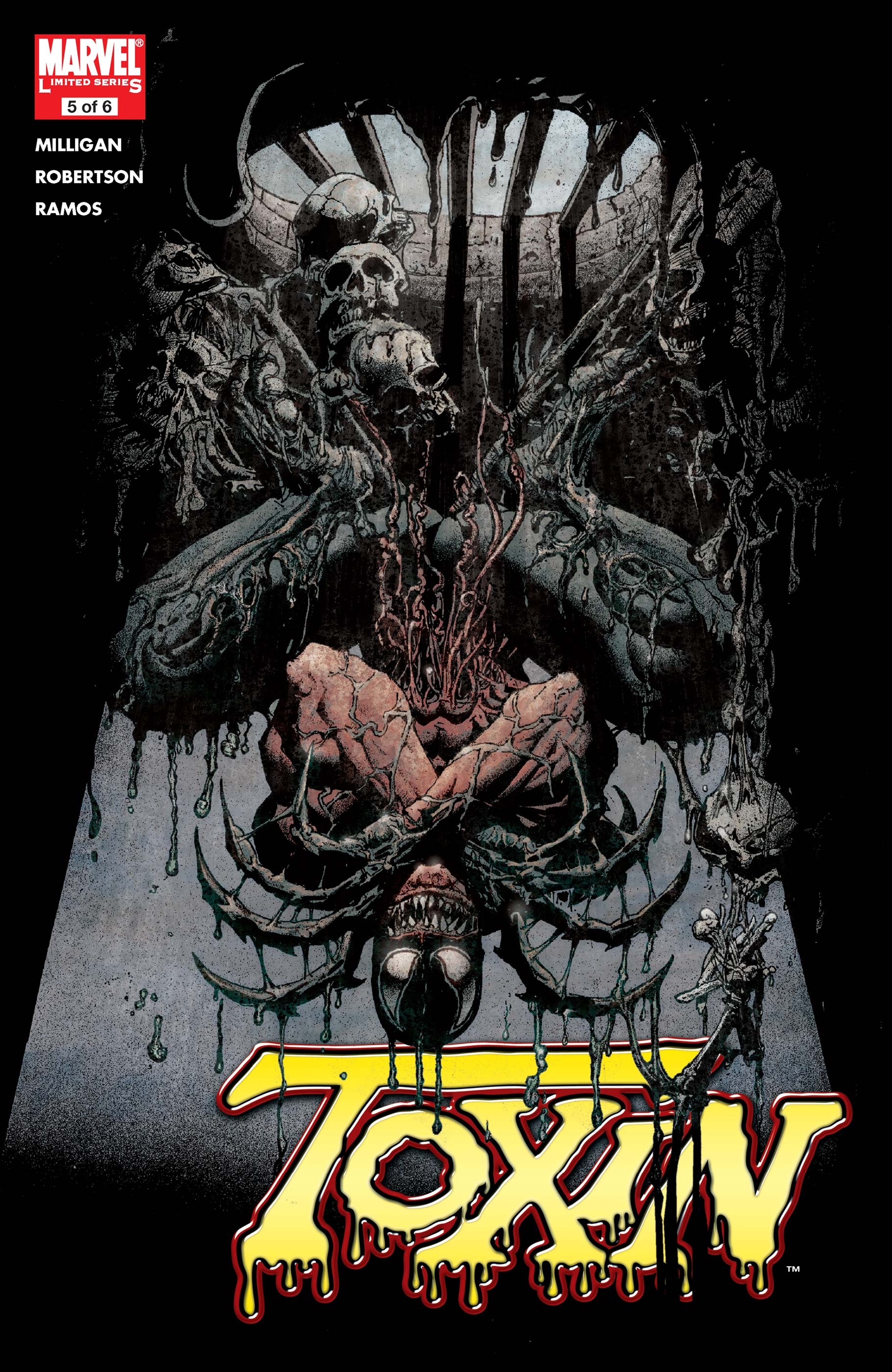 Toxin (2005) #5