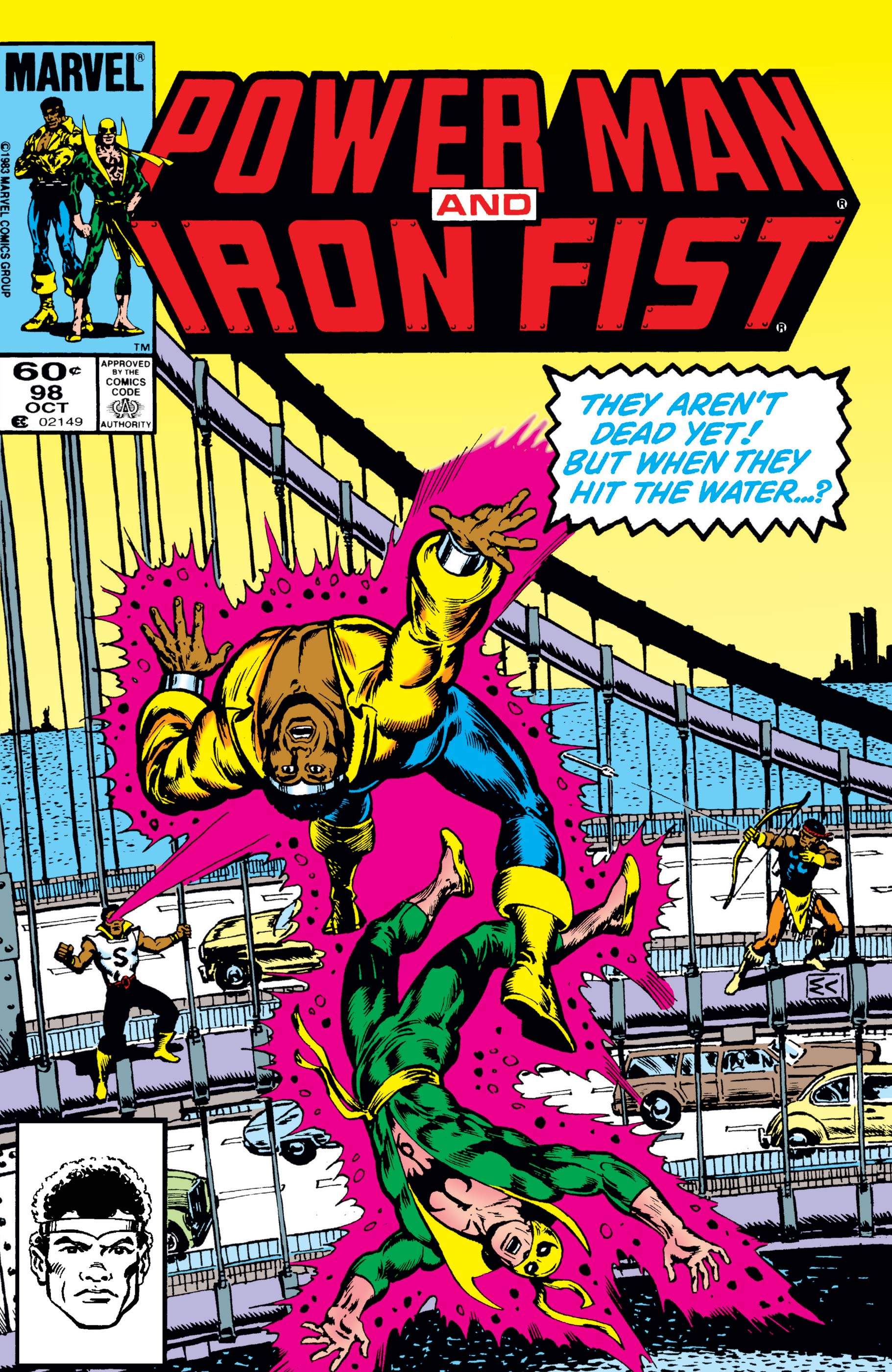 Power Man and Iron Fist (1978) #98