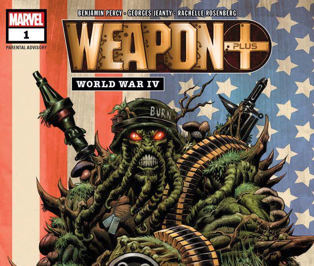 WEAPON PLUS: WORLD WAR IV 1 #1