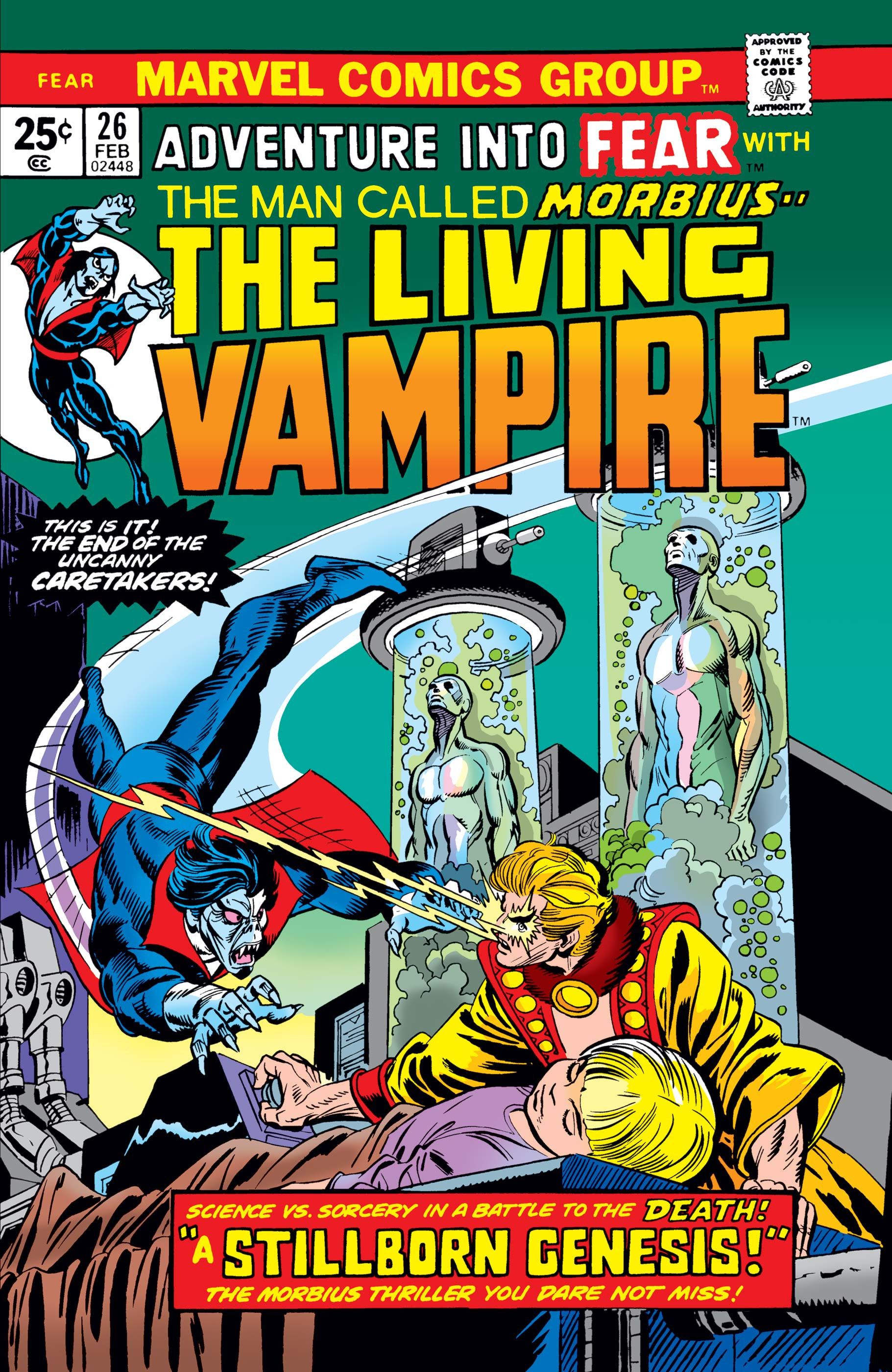 Adventure Into Fear (1970) #26