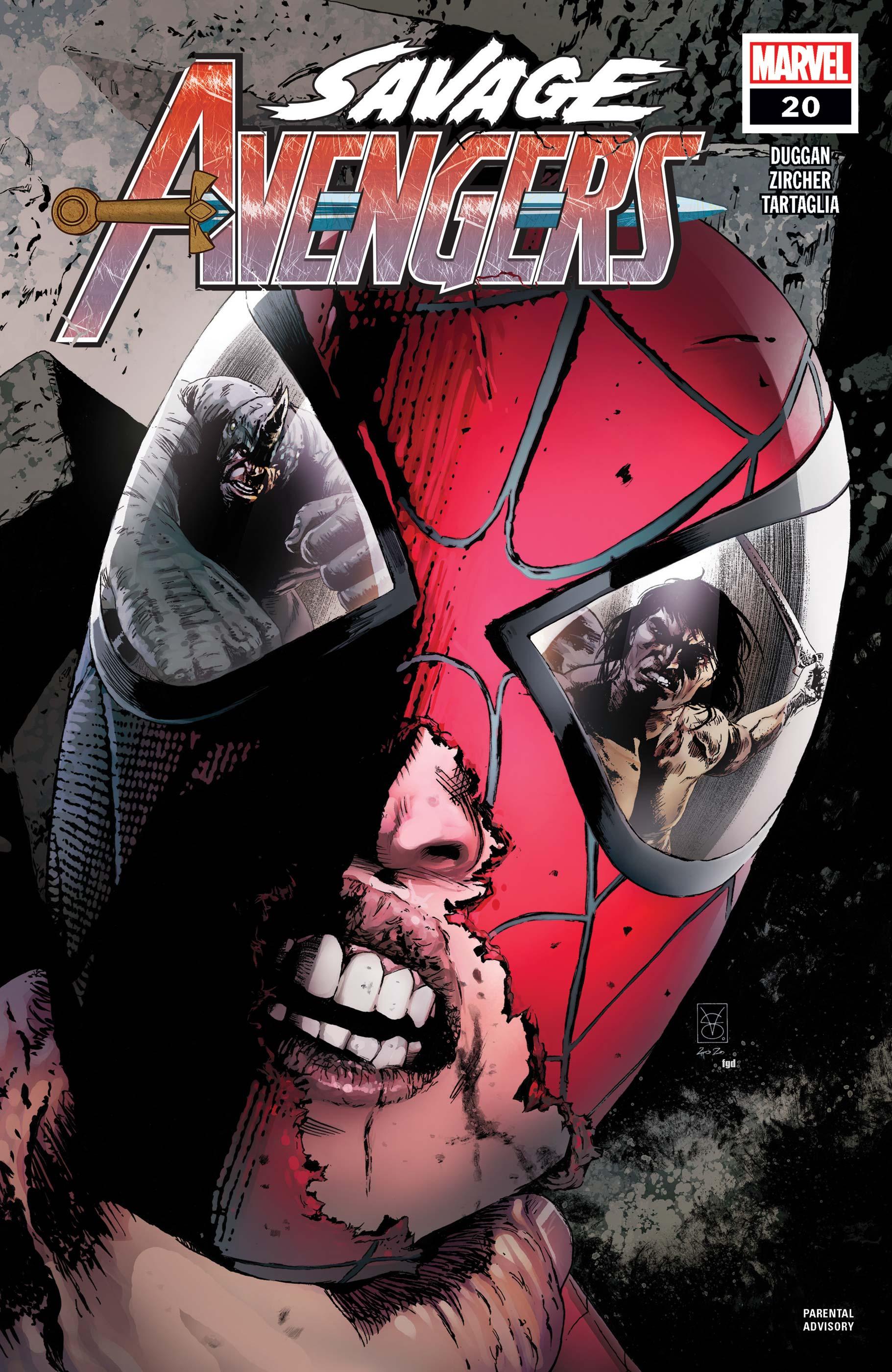 Savage Avengers (2019) #20