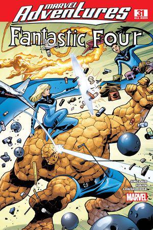 Marvel Adventures Fantastic Four #31