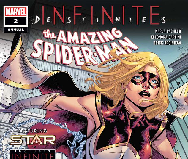 AMAZING SPIDER-MAN ANNUAL 2 #2