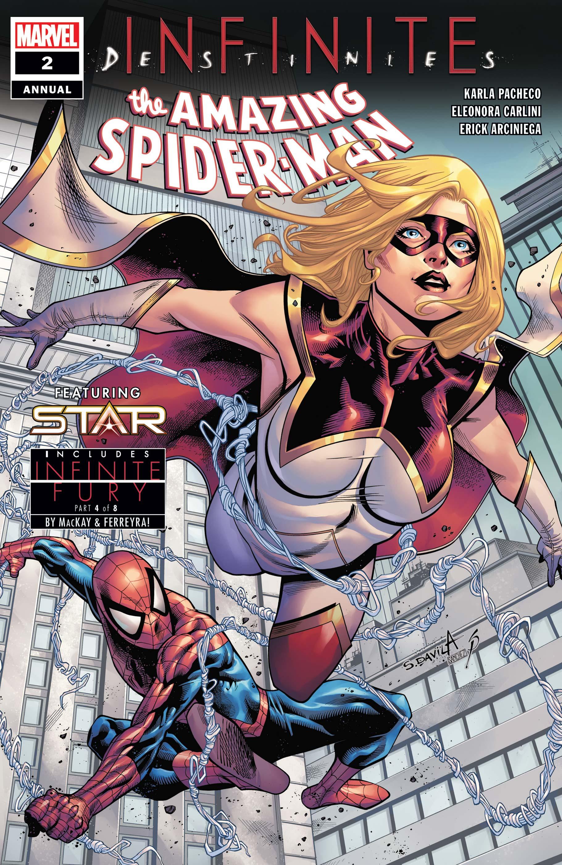 AMAZING SPIDER-MAN ANNUAL 2 (2020) #2