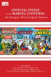 Avengers, Thor & Captain America: Official Index to the Marvel Universe (2010) #1
