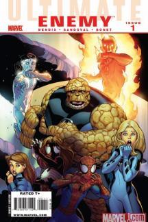 Ultimate Comics Enemy #1