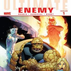Ultimate Comics Enemy (2010) #1