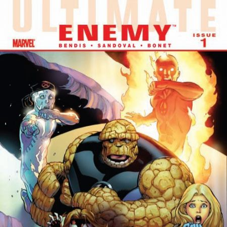 Ultimate Comics Enemy (2010)
