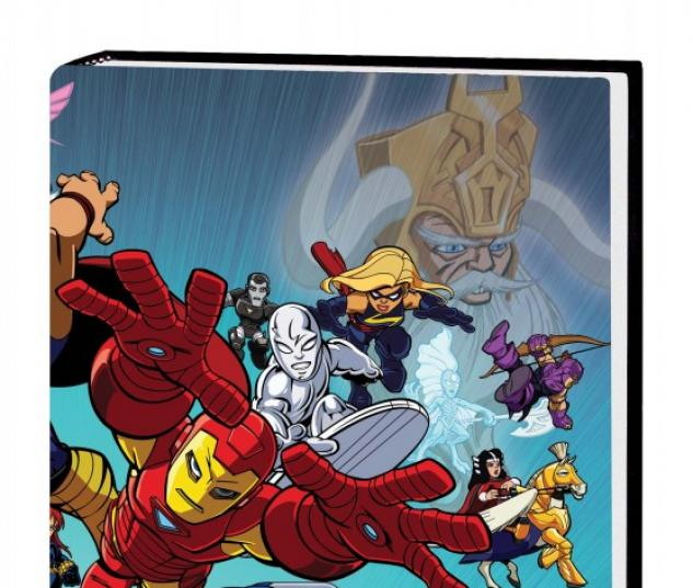 Marvel Super Hero Squad: Infinity Sword Quest (Hardcover)