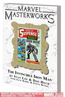Marvel Masterworks: The Invincible Iron Man Vol. 1 Variant (Trade Paperback)