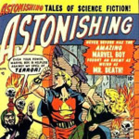Astonishing (1951 - 1957)