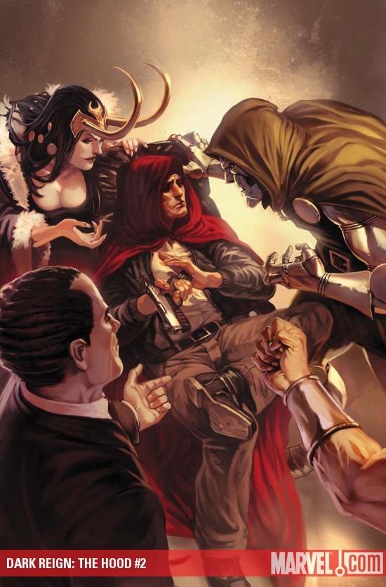 Dark Reign: The Hood (2009) #2