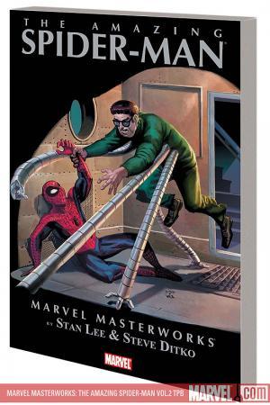 Marvel Masterworks: The Amazing Spider-Man Vol. 2 (Trade Paperback)