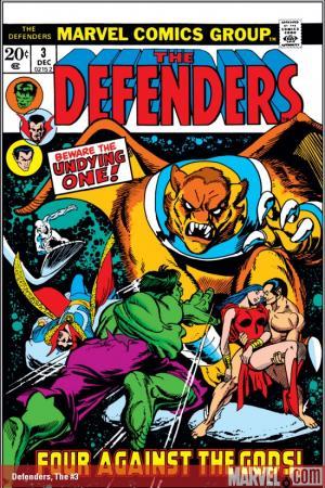 Defenders (1972) #3