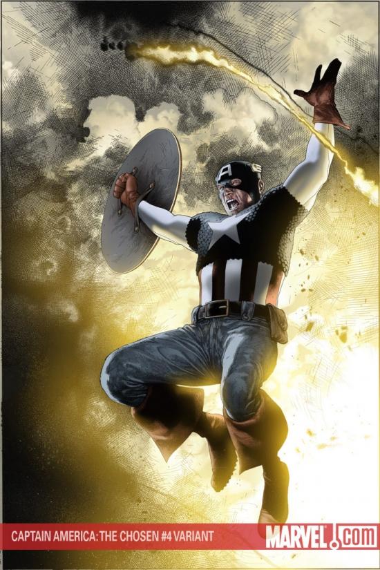 Captain America: The Chosen (2007) #4